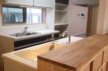 裾野市 新築 キッチン