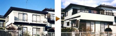 プレハブ住宅の増改築