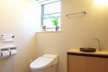 富士宮市 新築 トイレ