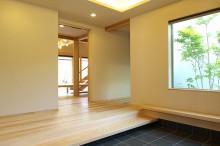 富士宮 新築 玄関