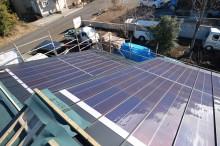 富士宮 新築 太陽光発電