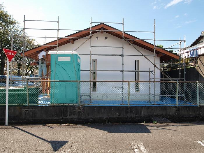富士市の平屋の新築住宅