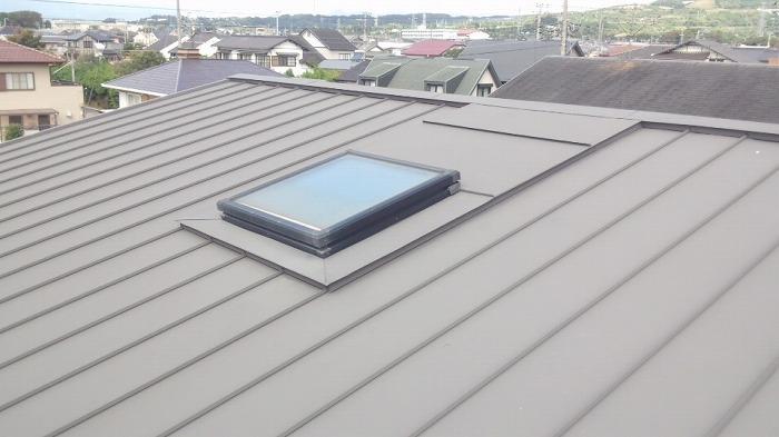 富士市の新築住宅の天窓