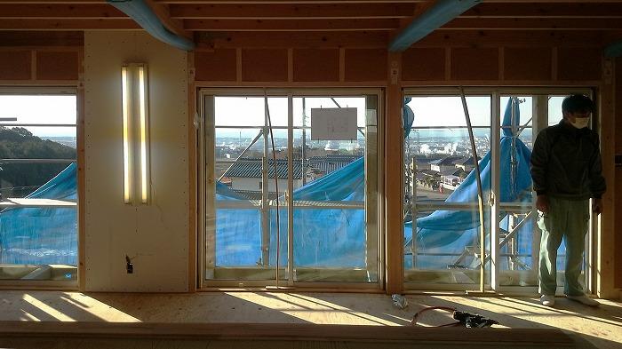 富士市 新築住宅 二階リビングのメリット
