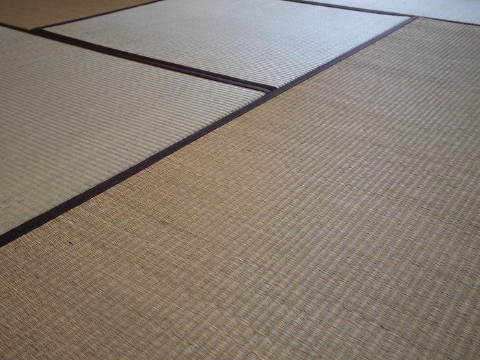 富士宮市 リノベーション 七島藺の畳