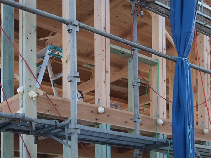 三島市 新築住宅構造見学会のお知らせ