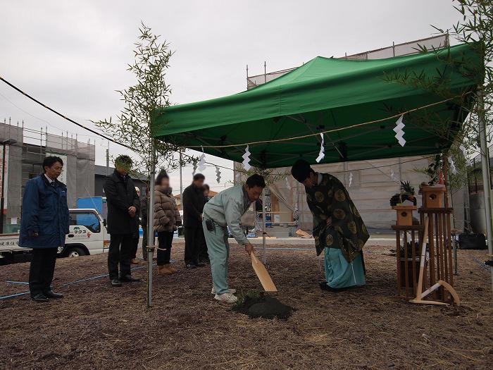 富士宮市 住宅の新築工事