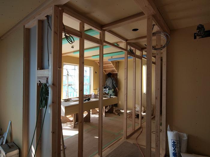富士市新築住宅 二階リビングの家 耐久性のある間取り