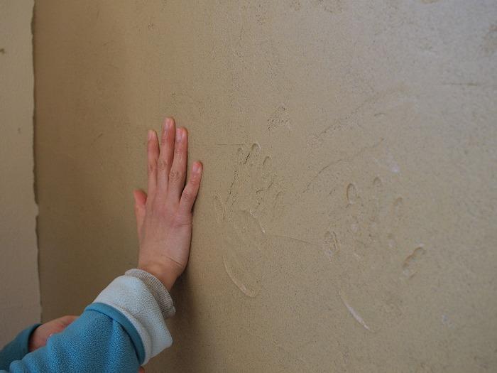 三島市新築住宅 珪藻土の塗り壁