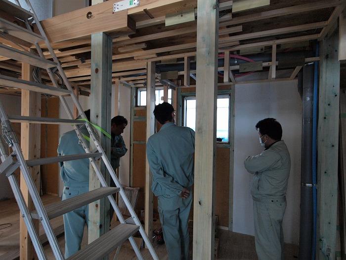 富士宮市 新築住宅 窓の断熱