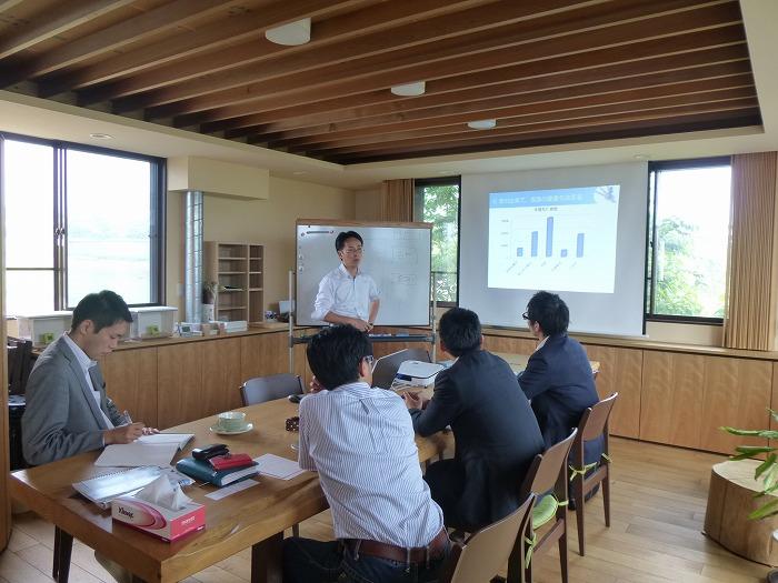富士市にて家づくりの勉強会