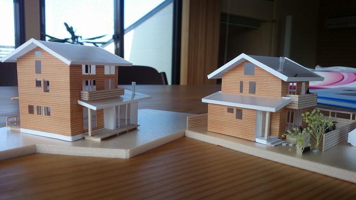 建物は低い方が端正で美しい マクスの新築住宅