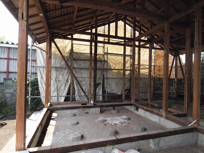 富士市 木造住宅のリノベーション