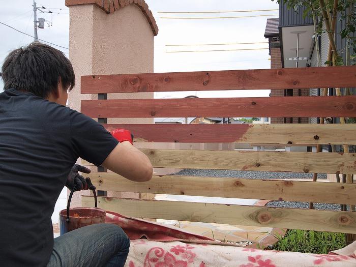 富士宮市 薪ストーブの家 DIY