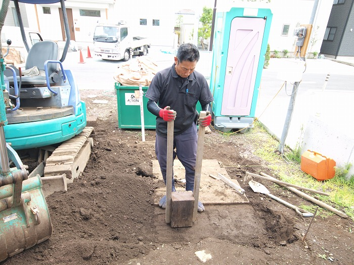 富士宮市 薪ストーブの家 新築住宅完成見学会前