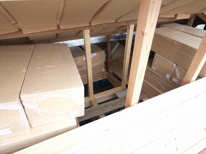 富士市 リノベーション 木質繊維断熱材