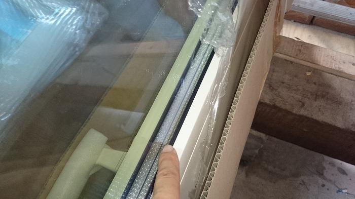 富士市リノベーション トリプルガラスの樹脂サッシ