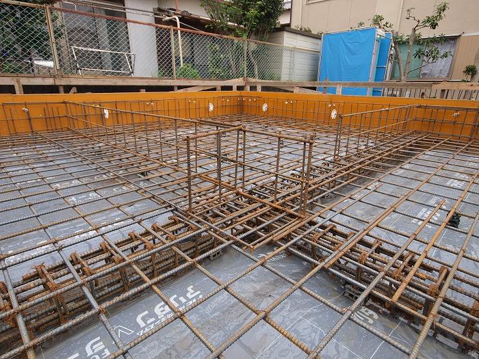 富士市新築住宅 耐震等級3の基礎 構造計算