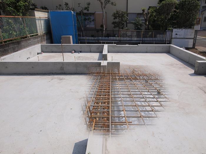 富士市新築住宅 耐震等級3の基礎の秘密