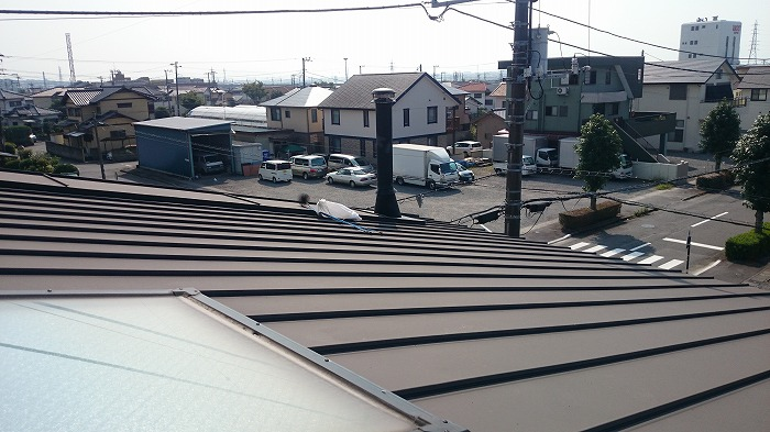 富士市 薪ストーブの煙突掃除