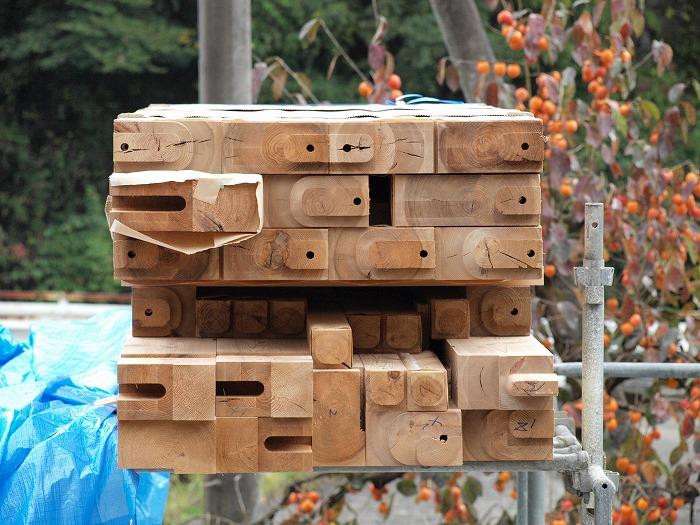 富士市 新築住宅 天竜材で上棟