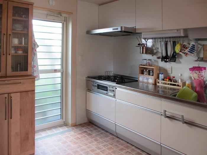 富士宮市 新築住宅 キッチン