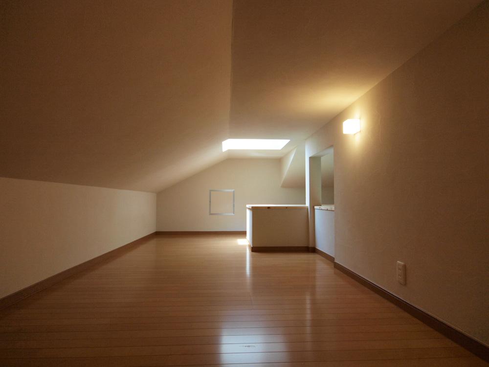 柱のない広い部屋