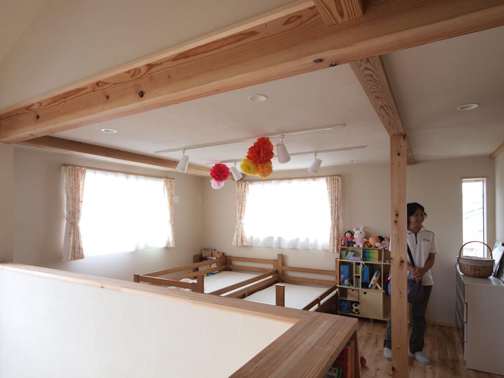 2階の子供部屋