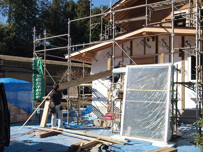 富士市 土間とクッキング薪ストーブの家