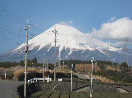 1・4富士山