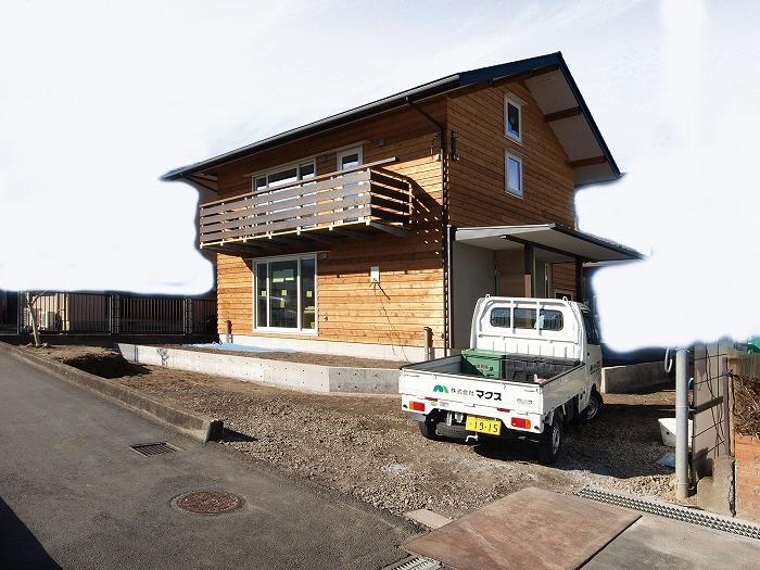 富士市 新築住宅 フェンス施工前