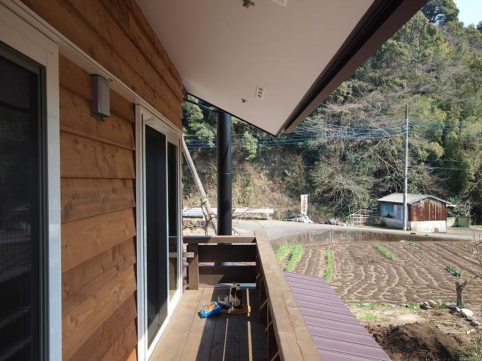 富士市 新築住宅窓台