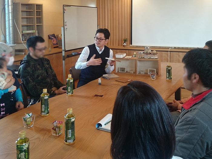 静岡県富士市 マクス 勉強会 素材の話