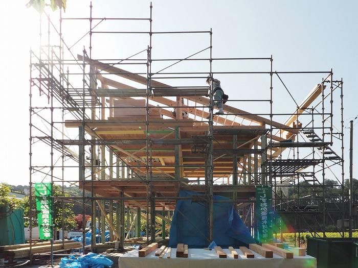 富士宮市 新築住宅 丈夫な構造