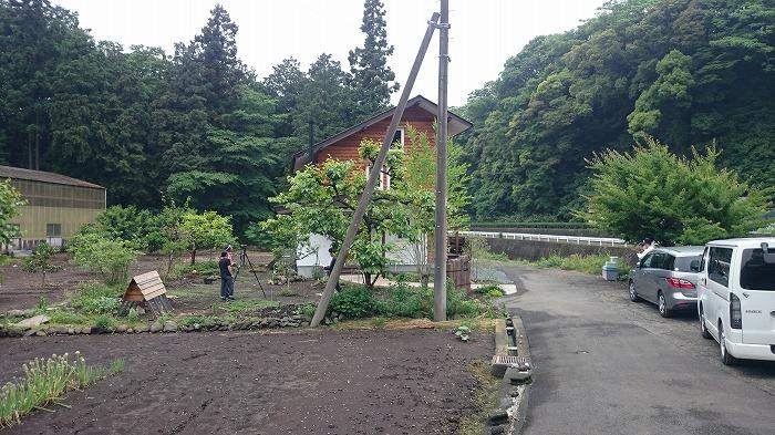 富士市 新築住宅 キッチンストーブの家