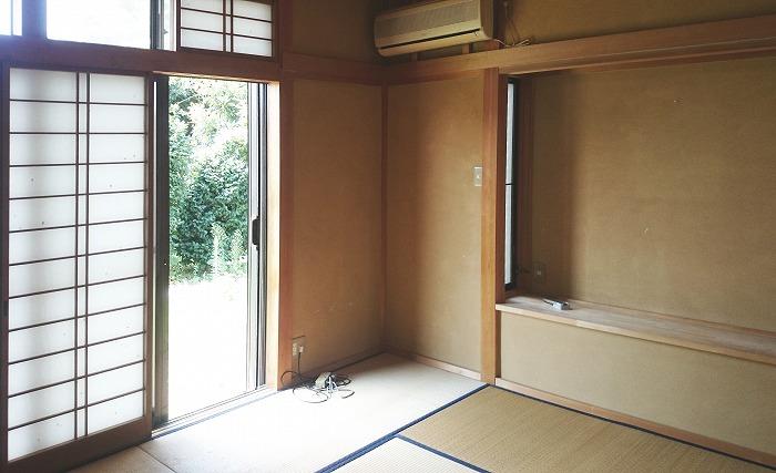 沼津市 中古住宅リノベーション 既存和室