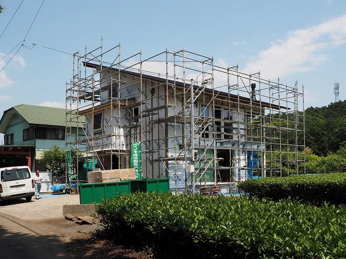 富士宮市 薪ストーブの家