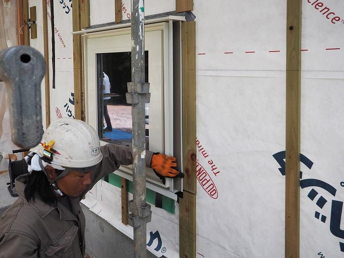 富士宮市 新築住宅 板金職人