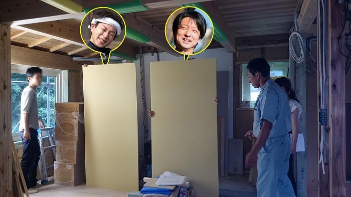 静岡県富士市 マクスの社員大工