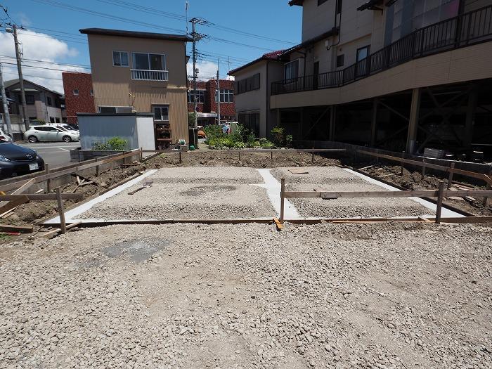富士市 新築住宅 着工