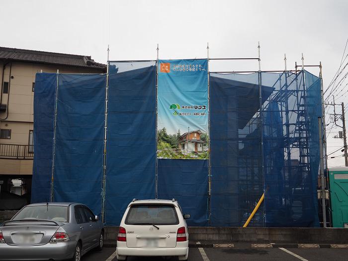 富士市 新築住宅 構造見学受付中