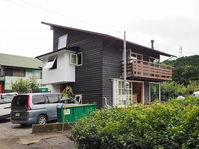 富士宮市 新築住宅 薪ストーブの家完成見学会