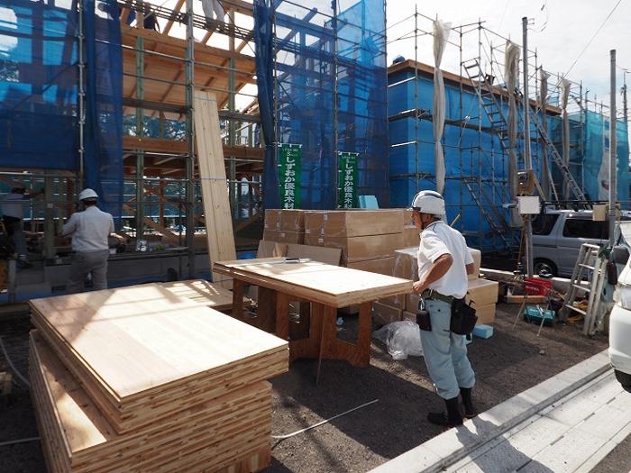 富士宮市 新築住宅 静岡優良木材