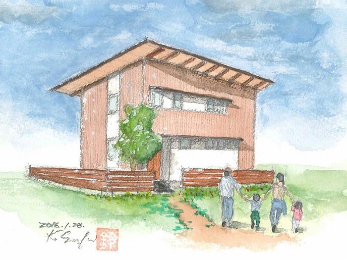 富士宮市 新築住宅の完成見学会