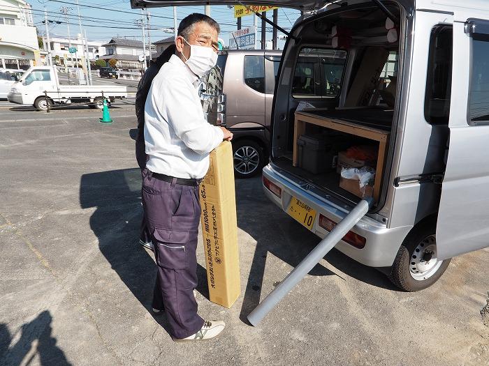 富士市 新築住宅モデルハウス シロアリ予防工事