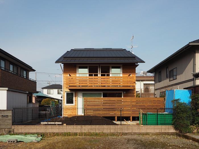 富士市 パッシブソーラー住宅完成見学会
