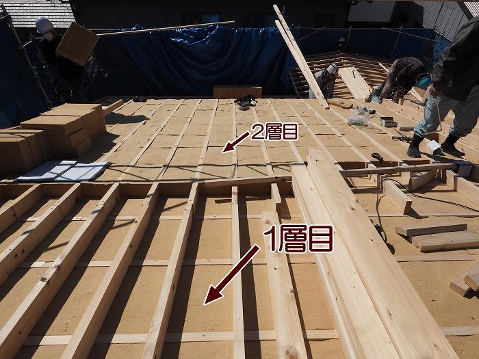 富士市 ふがくまちや 目指せ茅葺き屋根