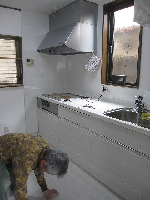 厨房のリフォーム