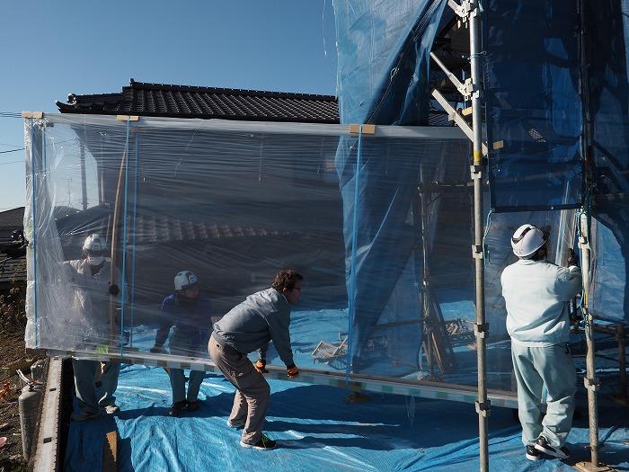 静岡県富士市 マクスのモデルハウス ふがくまちや トリプルガラス樹脂サッシ