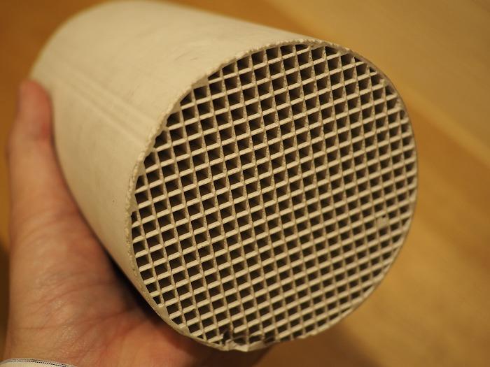 熱交換換気システム セラミック